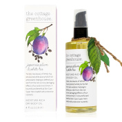 The Cottage Greenhouse Japanese Plum & White Tea Dry Body Oil