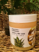 Asquith and Somerset Pineapple Body Scrub 570ml