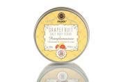 Grapefruit Salt Body Scrub Natural Organic and Aromatic Handmade Mineral Body Scrub Skin Treatment -