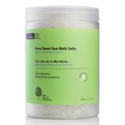 Talia Skin Care Pure Dead Sea Bath Salts - Natural Lavender Extracts, All Skin Types