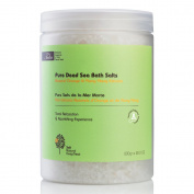 Talia Skin Care Pure Dead Sea Bath Salts - Natural Orange & Ylang-Ylang Extracts, All Skin Types