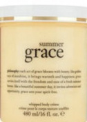 Philosophy Summer Grace Whipped Body Creme 470ml