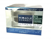 Miracle Correct Ultimate Glow Eye Cream with vitamin C Ferulic Acid and Hyaluronic Acid
