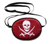 Children Eye Patch - Red