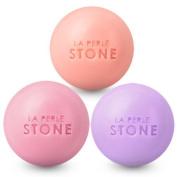 Beauty Airport Brightening Pearl Stone Soap # Lovely / 3pcs Soap Set / Handmade Soap