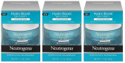 Neutrogena Hydro Boost Gel-Cream vEhvv, 3Units