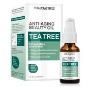 Vital Actives Tea Tree Beauty Oil