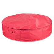 36 Holiday Wreath Bag with Centre Storage by Richards Homewares