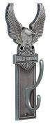 Harley-Davidson Eagle Bar & Shield Coat Hook Heavy-Duty Antique Finish HDL-10143