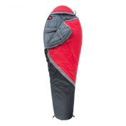 Lightweight Cotton Mummy Sleeping Bags for Backpacking Hiking Camping and Outdoors, with OUTAD Carrying Bag 3-4 Season Suit for 0 Degree