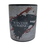 Game of Thrones Heat Reactive Colour Changing Coffee Mug
