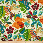 Richloom Indoor/Outdoor Lensing Jungle Fabric By The Yard
