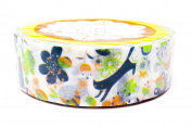 """Decorative Tape Washi Masking Tape Scrapbooking DIY Crafts Gift Wrapping Cute Cat Type A 1.5cm ×314.96"""""""
