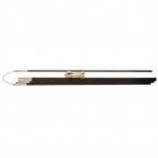Vango - Replacement Fibreglass Pole Set 11mm x 65cm