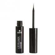 AVRIL - Organic Black Eyeliner - Easy Application, Long-Lasting, Zero Clots, Intense Black - Not Tested on Animals - 3.5 ml