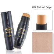 Tmalltide Makeup Concealer Stick Long-wearing Waterproof Corrector And Brushes Highlighter Cream 3 Colours Concealer Pencil