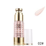 BB Cream,Molie Foundation Liquid Concealer Moisturising Cream 35 ml