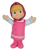 "Simba 109309853 Handpuppet ""Masha and The Bear - Masha"" with Plastic Head"