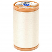 Coats & Clark Machine Quilting Cotton Thread 350 yd. Cream