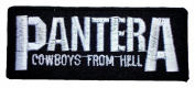 PANTERA Thrash Metal Band t Shirts Logo MP28 applique iron on Patches