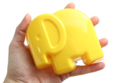 4 Animal Sand Moulds - Durable Beach Toy, Sandbox Toy