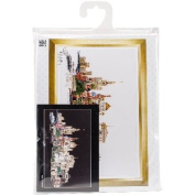Moscow On Aida Counted Cross Stitch Kit-80cm x 50cm 18 Count