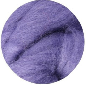 NZ Corriedale Wool Roving for Felting - 30ml Lavender
