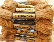 Paternayan Needlepoint 3-ply Wool Yarn-Colour-418-Biscuit Brown-MINI