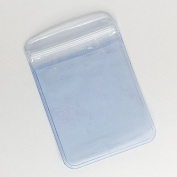 Re-sealable Clear / Glossy Transparent Plastic Zip Lock Bags for rhinestones craft beads gemstones jewellery findings 4 x 6 cm