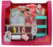 Our Generation Dog and Pet Grooming Salon Play Set for 46cm Dolls