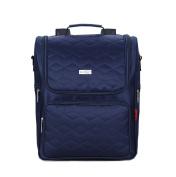 Nappy Bag Backpack (navy)