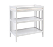 Westwood Design Reese Changing Table with Pad, White