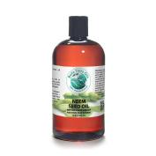 Neem Oil 470ml 100% Pure Cold-pressed Unrefined Organic - Bella Terra Oils