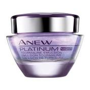 Avon Anew Platinum Tourmaline Emulsion Night 50ml Brand New