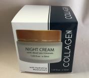 COLLAGEN NIGHT CREAM WITH DEAD SEA MINERALS / 50 ML 1.69 OZ