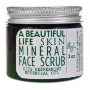 A Beautiful Life Skincare Mineral Face Scrub