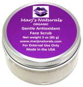 Gentle Antioxidant Face Scrub Organic Marj's Naturals Face Scrub