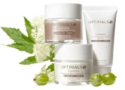Oriflame Lumilight Complex Optimals Even Out - Preventing Day Cream SPF20 +Replenishing Night Cream + Protecting Day Lotion SPF 35