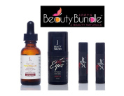 J BEAUTY Naturals BEAUTY BUNDLE for Anti-Ageing Facial Care