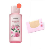 [Mamonde] Rose Water Toner 150ml + SoltreeBundle Natural Hemp Paper 50pcs