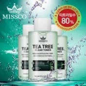 MISSCO Tea Tree Clear Toner