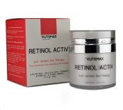 Retinol Cream for Face and Neck Zone – Anti-Age Formula – Reduces Wrinkles and Fine Lines – Special Mix of Organic Ingredients - Retain Your Natural Beauty