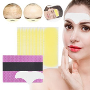 20 Pack Forehead Anti-wrinkle Mask Stickers Removal Frown lines Moisturising Gel Pads Patches