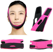 AABABUY Chin Cheek Slim Lift Up Anti Wrinkle Mask Strap Band V Face Line Belt