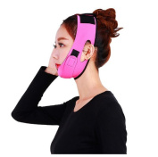 AABABUY Chin Cheek Slim Lift Up Anti Wrinkle Mask Strap Band V Face Line Belt Women Slimming Facial Beauty Tool