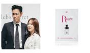 BigBang Top [K cosmetic][K beauty] Celeb's-Secret THE RELLEVE MASK / 5pcs