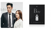 BigBang Top [K cosmetic][K beauty] Celeb's-Secret MYUS BUBBLE MASK 5pcs