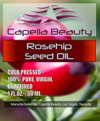 Rosehip Seed Oil, THE QUEEN of Skin and Hair care