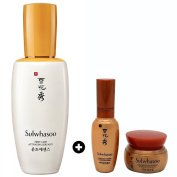 Sulwhasoo First Care Activating Serum (Yoon Jo Essence) / 2 Fluid Ounce(60ml) + Special Gifts! Ginseng Kit