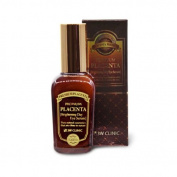 3W CLINIC Premium Placenta Brightening Day Eye Serum 50ml Wrinkle Nutrition